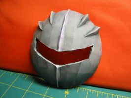 brawl  Paper Meta Mask by Objsolid