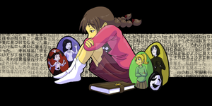 Yume Nikki: 5 Effects by forte-girl7