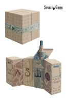 Wine Bottle Box design by bangalore-monkey