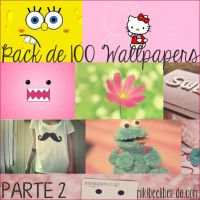 Pack de 1OO Wallpapers |PARTE DOS| by MikiBeeliber
