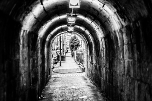 Tunnel by suolasPhotography