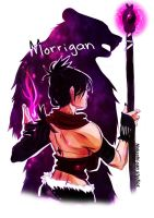 Morrigan by NakashiOroshu