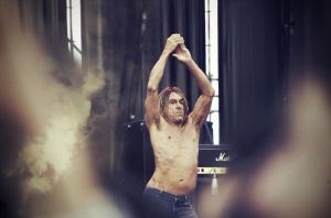 Faux Vintage Iggy Pop by mystery-man