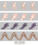 Painting Hand Tutorial .Vid available. by Suki-Brushes
