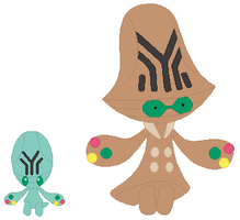 Elgyem and Beheeyem Base