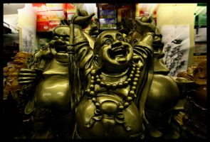Buddha Party by xXCold-FireXx