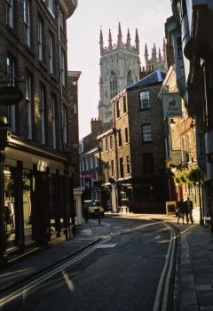 The streets of York by Hard-to-handle