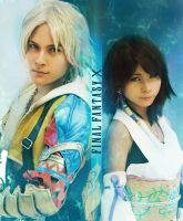 Final Fantasy X cosplay by ArdiBitch