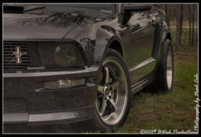 Mustang GT CS HDR 3 by uwishprod