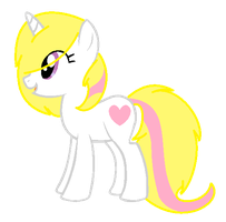 Unnamed Pony Design by SNlCKERS