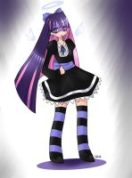 ::Stocking Fanart:: by JinRoo