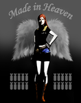 Claire Redfield the Angel by VickyxRedfield