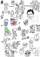 Livestream Doodly Shit by LaptopGeek