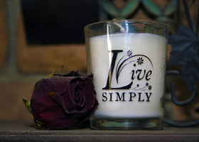 Live Simply by kiTTeh-LuV