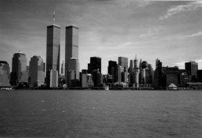 World Trade Center by amor-ahora