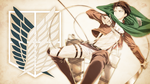 Attack on Titan - Levi by Welterz