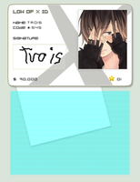 ID Card: Trois by judaru