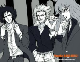 SaintSeiya : Freetime by puengba