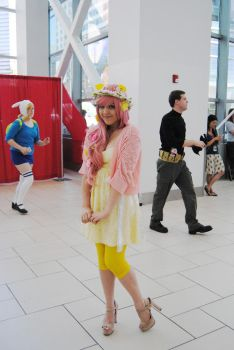 My Little Pony Fluttershy DCC Cosplay~ by Tamalover4798