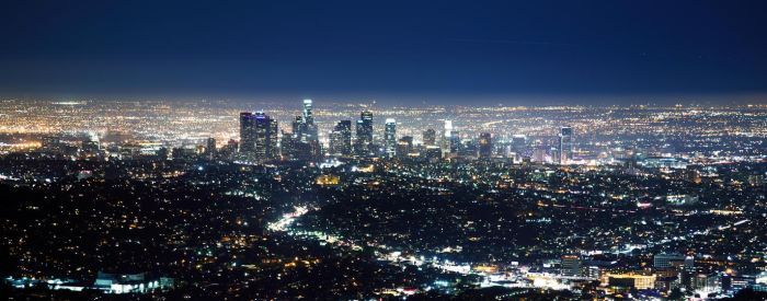 Los Angeles by cocohut