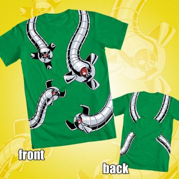 Doc Ock t-shirt - Welovefine contest by NunaChan