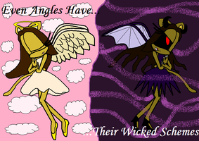 An Agles Wicked Scheme by CatGirlSLP