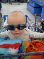 sunglass baby by silentsweetheart