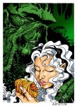 Swamp Thing_colored_by_Sarahpa by monstersandmaidens