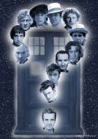 Doctor Who ? by GarySWilkinson
