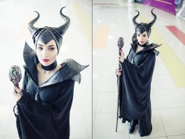 Maleficent 07 by ryumo