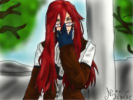 grell black buttler by naimaie7