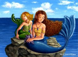 Mermaids by ketari