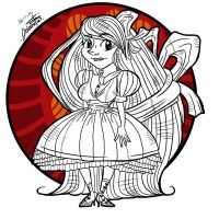 Cibyl FAN ART by PickledAlice