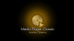 MPC-HC Logo Design (Gold and Silver) by Eugenekoh12