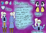 Moonstone - Steven Universe OC by shadow-fang-art