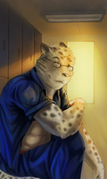 Contemplation by 7THeaven