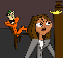 Courtney in Court by Numbuh247