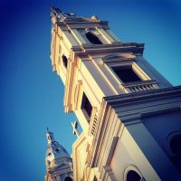 Catedral en Ponce by xgphoto