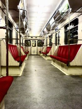 subway by mevalerie