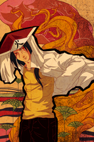 Hokage Itachi by Secretie