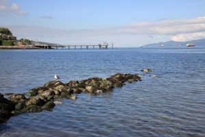 Canada - English Bay by puppeteerHH