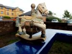 Ride, Horse, Ride by Clangston