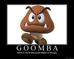 Goomba by thenardsofdoom