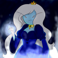 Ice Queen by Kodabomb