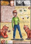Character sheet - Rosca by FuriarossaAndMimma