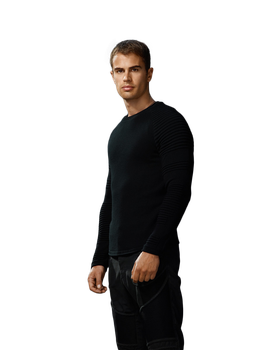 PNG - Theo James (Divergent) by Andie-Mikaelson