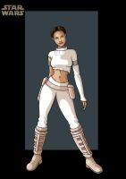 padme amidala by nightwing1975