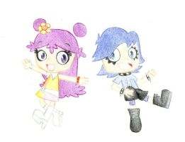 Request - Ami and Yumi by MijumewAndCo