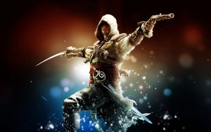 Assassin's creed 4 black flag wallpaper by eximmice