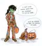 Happy Halloween -- POTC by cherrypie7